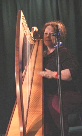 Jan the Harpist