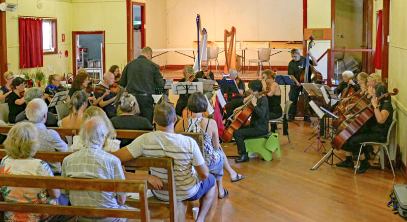St Albans Strings Workshop inaugural Concert