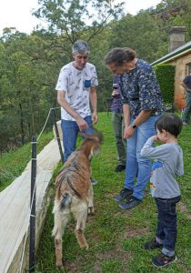 Jasna,-Justin-and-Fred-the-Goat